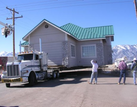 Nevada Structure Movers